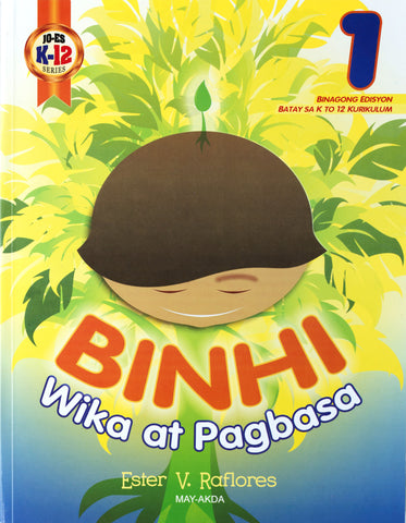 Binhi 1 Set (Textbook, TM) - Learning Plus PH