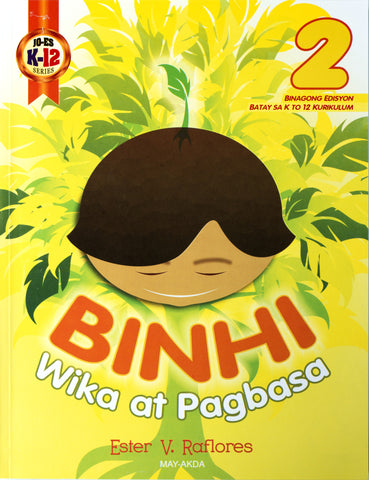 Binhi 2 Set (Textbook, TM) - Learning Plus PH