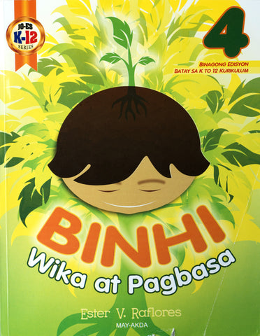 Binhi 4 Set (Textbook, TM) - Learning Plus PH