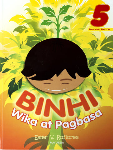 Binhi: Wika at Pagbasa 5 Set (Textbook, TM) - Learning Plus PH