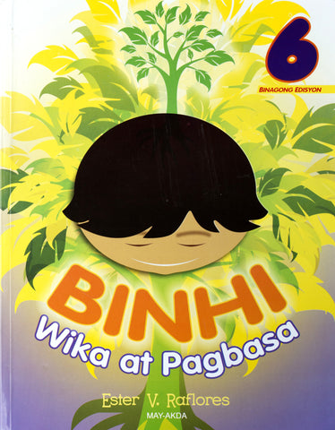 Binhi 6 Set (Textbook, TM) - Learning Plus PH