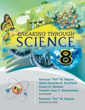 Breaking Through Science 8 Set (TB+TM) - Learning Plus PH