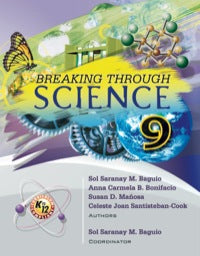 Breaking Through Science 9 Set (TB+TM) - Learning Plus PH