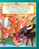 THE CARABAO-TURTLE RACE: And Other Classic Philippine Animal Folk Tales - Learning Plus PH