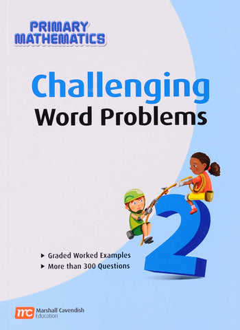 Challenging Word Problems for Primary Mathematics 2 - Learning Plus PH