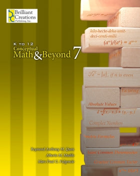 Conceptual Math & Beyond 7 Set (TB + TM) - Learning Plus PH