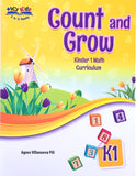 Count and Grow K1 Set (Textbook, TM) - Learning Plus PH
