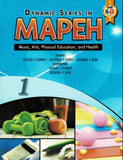Dynamic Series in MAPEH 1 (Textbook)