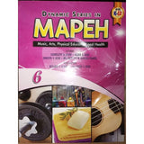 Dynamic Series in MAPEH 6 (Textbook)