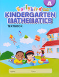 New Earlybird Kindergarten Mathematics K1 Set (TB, Activity Book) - Learning Plus PH