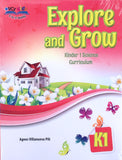 Explore and Grow K1 Set (Textbook, TM) - Learning Plus PH