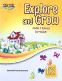 Explore and Grow K2 Set (Textbook, TM) - Learning Plus PH