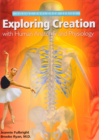 Exploring Creation: Human Anatomy and Physiology Textbook - Learning Plus PH