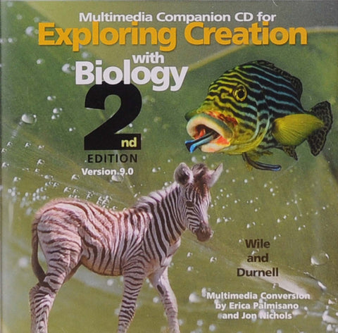 Exploring Creation: Biology Multimedia Companion CD-ROM - Learning Plus PH