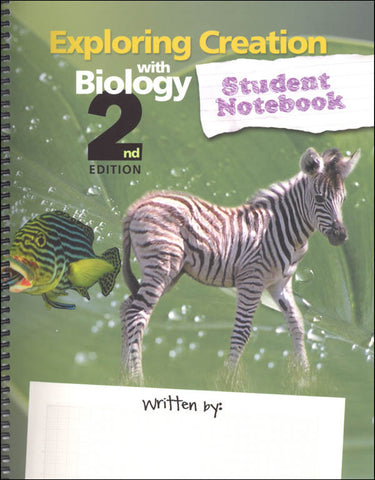 Exploring Creation: Biology Student Notebook - Learning Plus PH