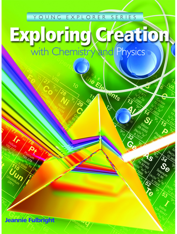 Exploring Creation: Chemistry and Physics Textbook - Learning Plus PH