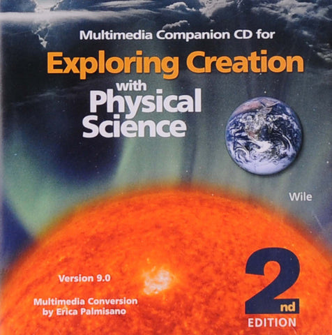 Exploring Creation: Physical Science Full Course CD-ROM - Learning Plus PH