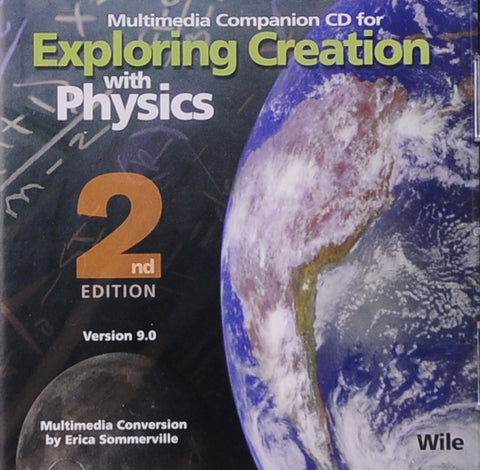 Exploring Creation: Physics Multimedia Companion CD-ROM - Learning Plus PH