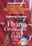 Exploring Creation: Zoology 1 (Flying Creatures) Notebooking Journal - Learning Plus PH