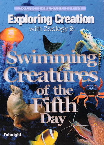 Exploring Creation: Zoology 2 (Swimming Creatures) Textbook - Learning Plus PH