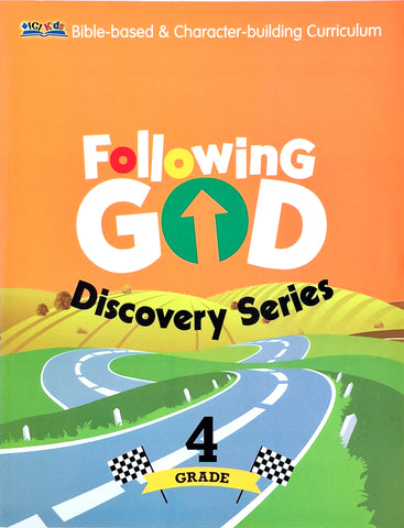 Following God 4 Set (Textbook, TM) - Learning Plus PH
