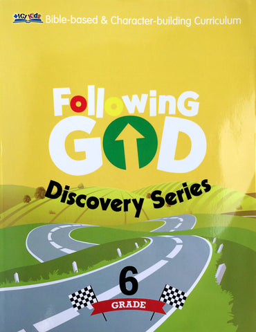 Following God 6 Set (Textbook, TM) - Learning Plus PH