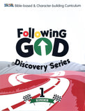 Following God K1 Set (Textbook, TM) - Learning Plus PH