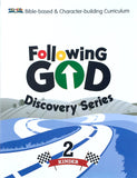 Following God K2 Set (Textbook, TM) - Learning Plus PH