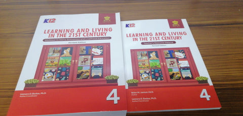 HELE: Learning & Living in the 21st Century 4 Set (TB + TM)