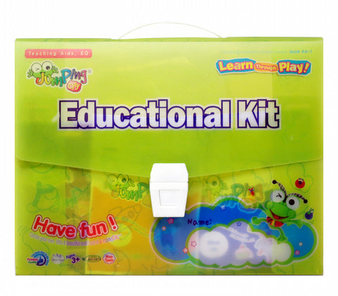 Jumping Clay Educational Set (Bag) - Learning Plus PH