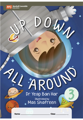 Up Down All Around - Book 3 - Learning Plus PH