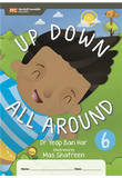 Up Down All Around - Book 6 - Learning Plus PH