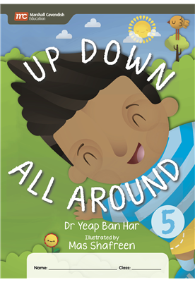 Up Down All Around - Book 5 - Learning Plus PH