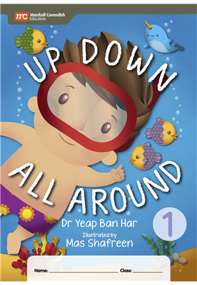 Up Down All Around - Book 1 - Learning Plus PH