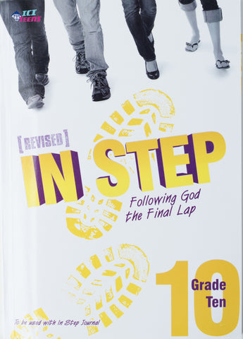 In Step: The Final Lap 10 Set (Textbook, TM) - Learning Plus PH