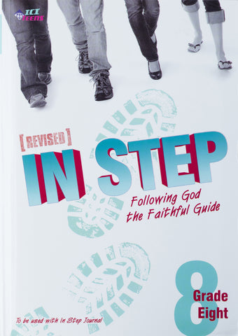 In Step: The Faithful Guide 8 Set (TB, TM, Journal) - Learning Plus PH