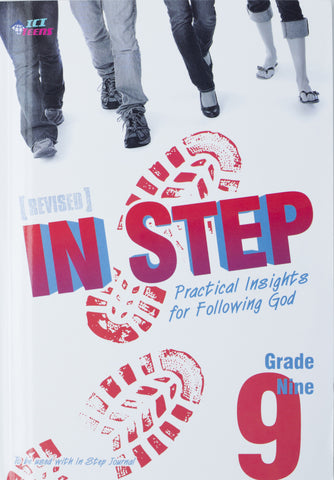 In Step: Practical Insights for Following God 9 Set (Textbook, TM) - Learning Plus PH