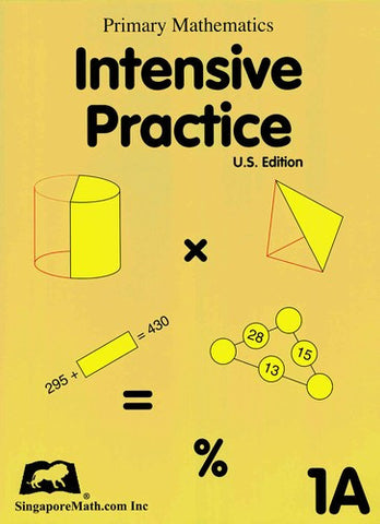 Primary Mathematics Intensive Practice 1A - Learning Plus PH