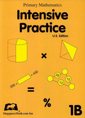 Primary Mathematics Intensive Practice 1B - Learning Plus PH