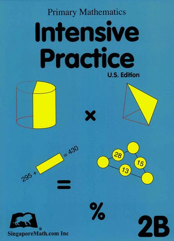 Primary Mathematics Intensive Practice 2B - Learning Plus PH