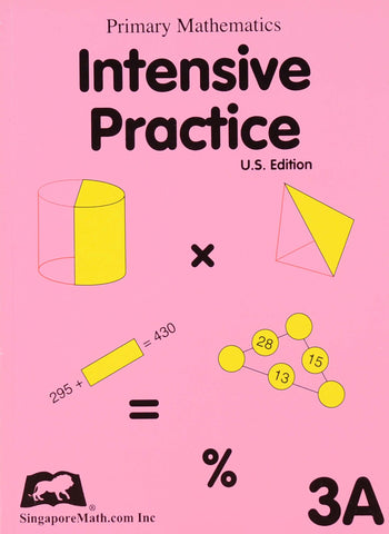 Primary Mathematics Intensive Practice 3A - Learning Plus PH