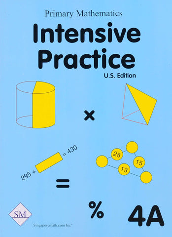 Primary Mathematics Intensive Practice 4A - Learning Plus PH
