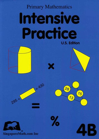 Primary Mathematics Intensive Practice 4B - Learning Plus PH