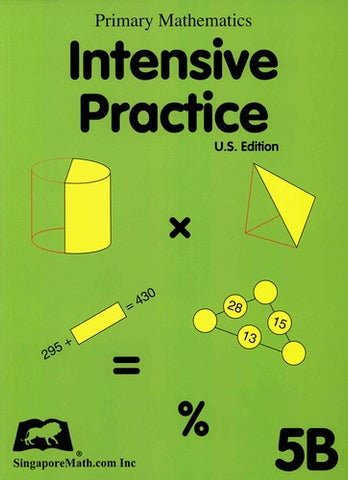 Primary Mathematics Intensive Practice 5B - Learning Plus PH