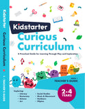 Kidstarter Curious Curriculum Set