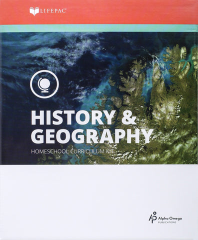 AOP LIFEPAC History and Geography Set 0915 - Learning Plus PH