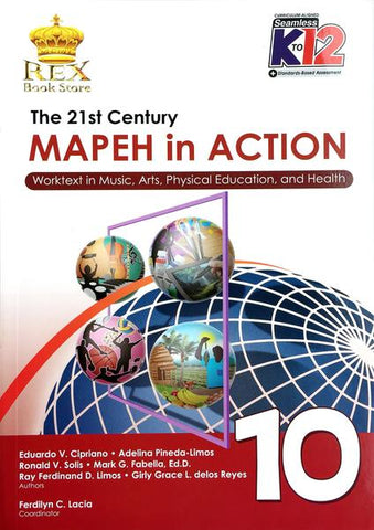 MAPEH in Action 10 TB - Learning Plus PH
