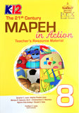 MAPEH in Action 8 Set (TB, TM) - Learning Plus PH