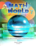 Math World 7 Set (TB, TM) - Learning Plus PH