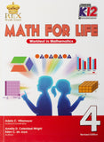 Math for Life 4 Set (Textbook, TM) - Learning Plus PH